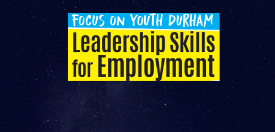 Leadership skills for employment